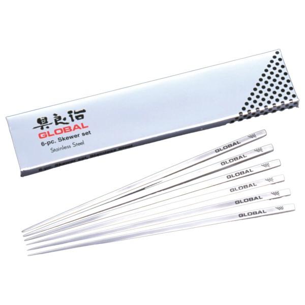 Conjunto de 6 Sticks, 22'5 cm GS-32/6